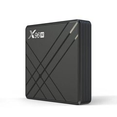 X96M 2/16, Allwinner H603, Android 9, Смарт ТВ Приставка, Android TV Box